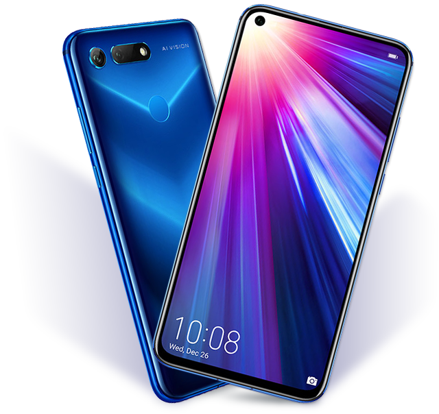 Honor View 20 offered at Rs. 37,999 usd 534 premieres in India