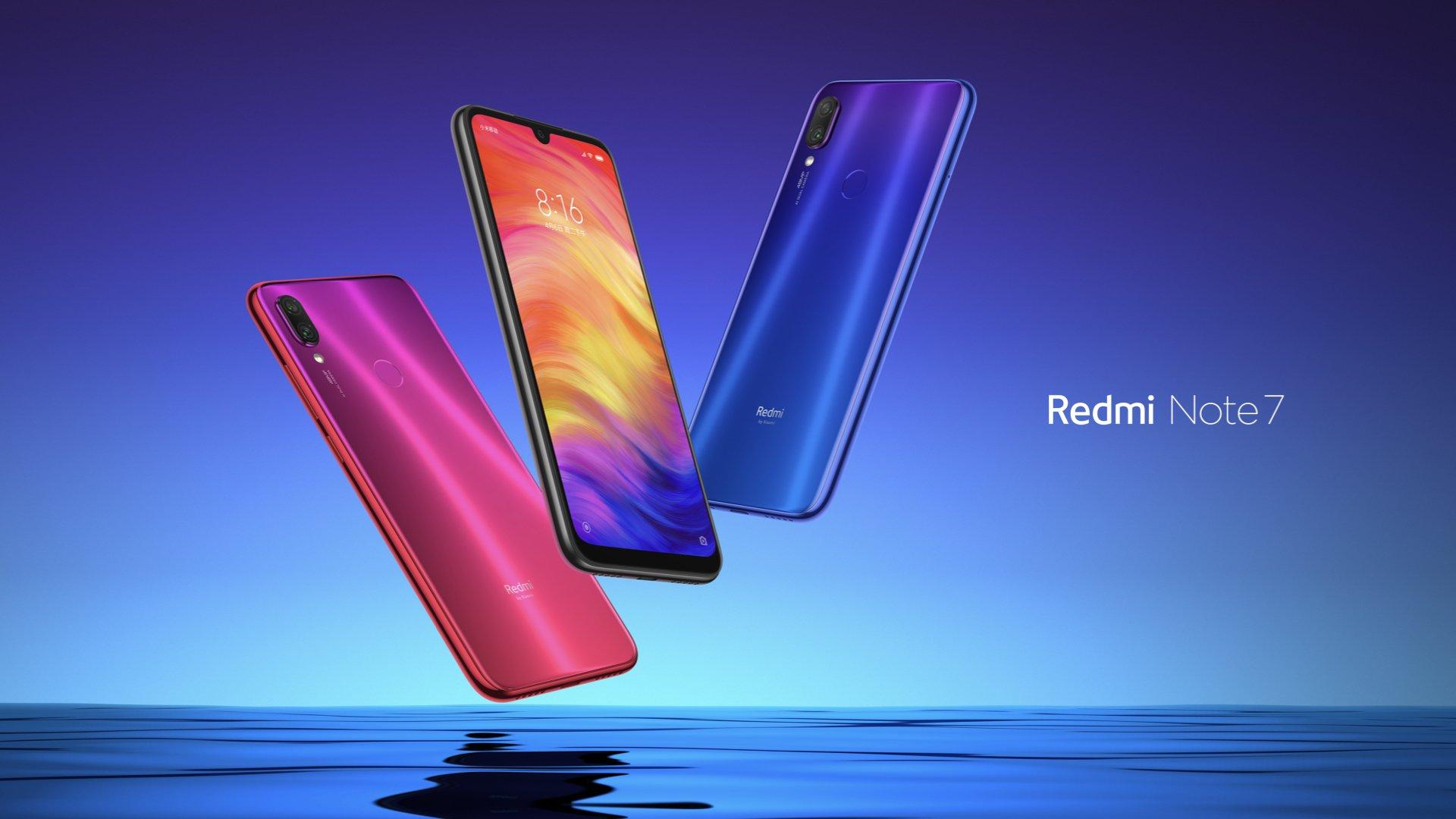 Redmi Note 7 gets Super Evening Scene Mode via new update
