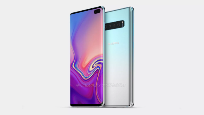 Galaxy S10 Plus Ceramic version to have 12GB RAM and 1TB memory