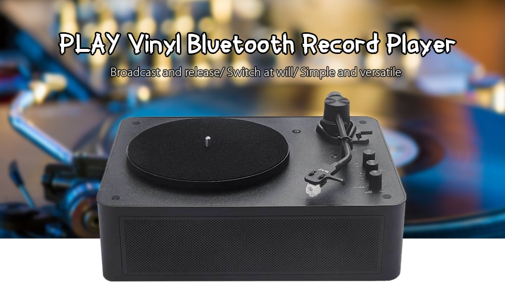 🔥GIOCA Bluetooth Vinyl One Player Xiaomi in stock