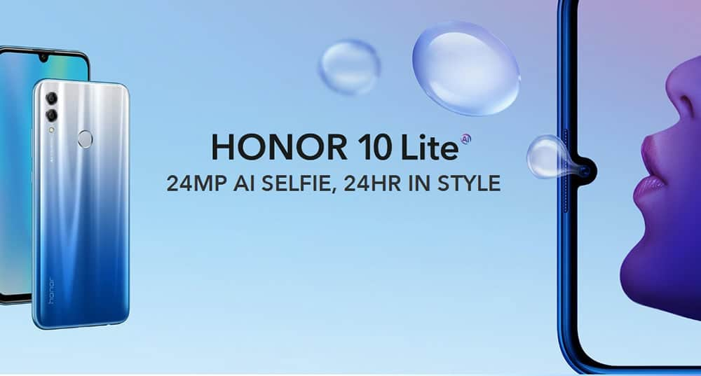 HUAWEI Honor 10 Lite 3+64GB Global Version