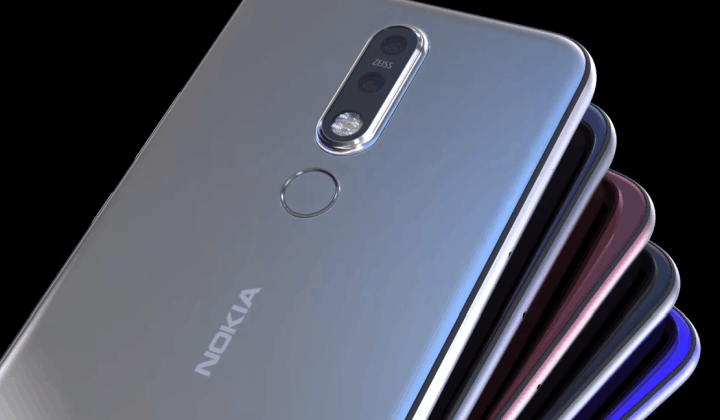 Nokia 6.2 (2019) concept video reveal realistic design with punch-hole screen
