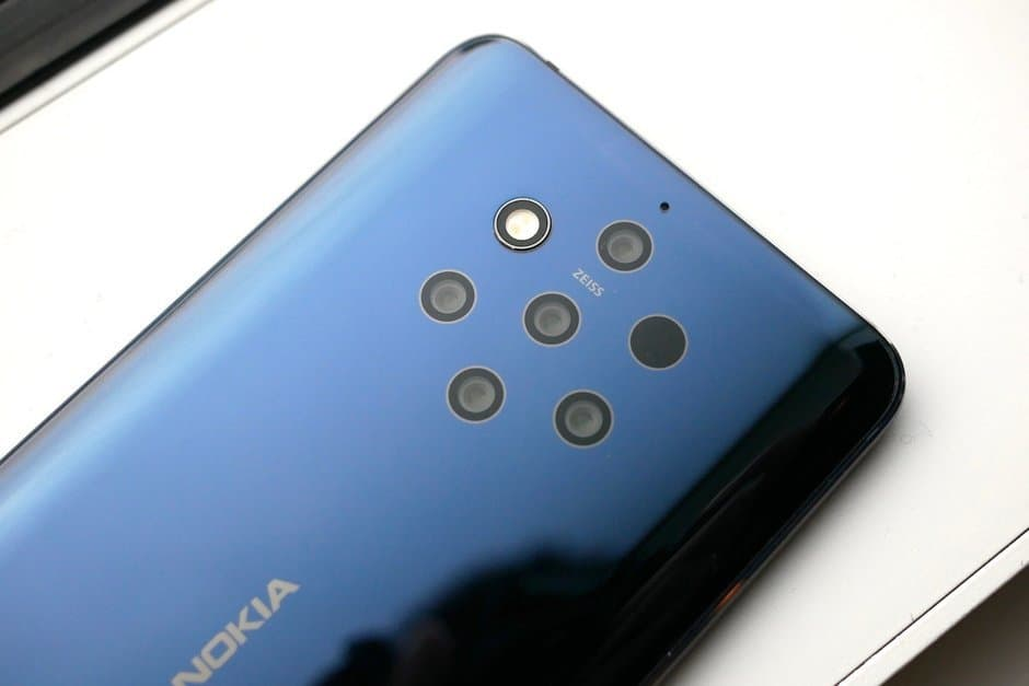 Nokia 9 PureView with penta-lens setup launched – Specifications