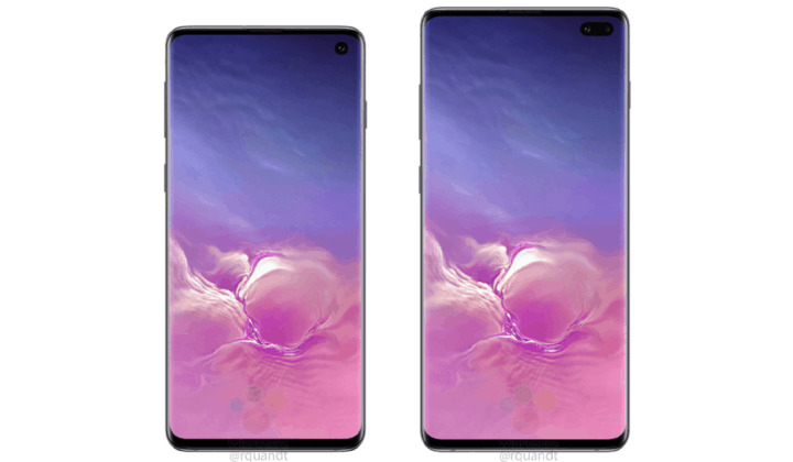 Samsung Galaxy S10 and S10+ selfie cameras may support OIS and 4K video recording
