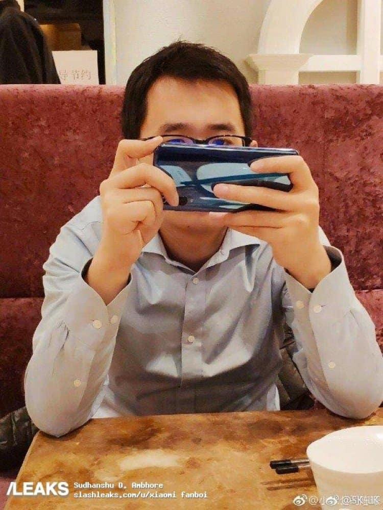 Xiaomi Mi 9 spotted!