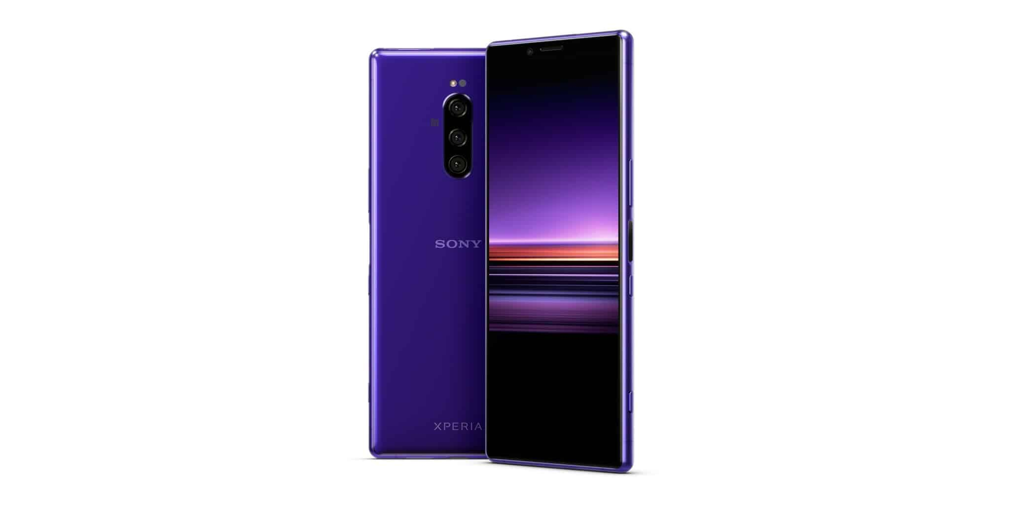 Sony starts Innovative with its Xperia 1 Flagship with 21:9 Cinematic 4K OLED Panel & Triple Digital cameras
