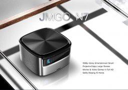 JMGO N7 DLP 1300 ANSI Lumens Home Theater Proiettore