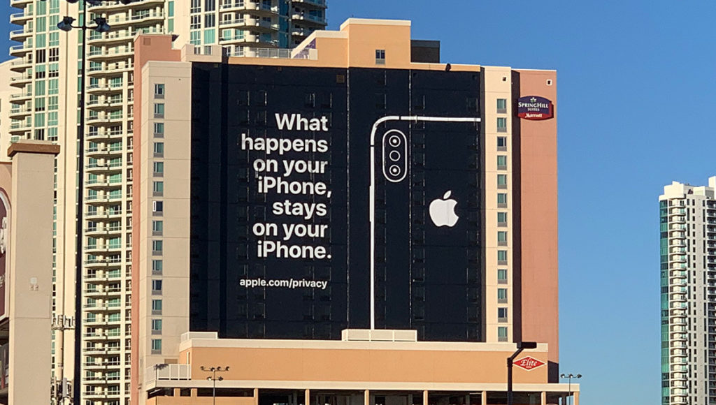 Fresh iPhone 'Privacy Matters' TV Ad, Watch It on the air