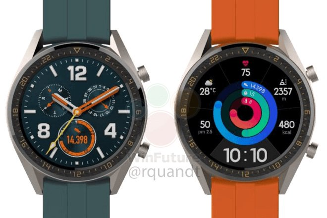 Huawei to unveil two non-WearOS smartwatches along P30