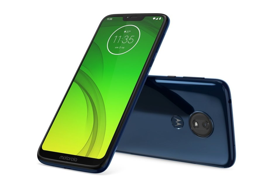 Moto G7 Power is currently up for pre-orders in the US