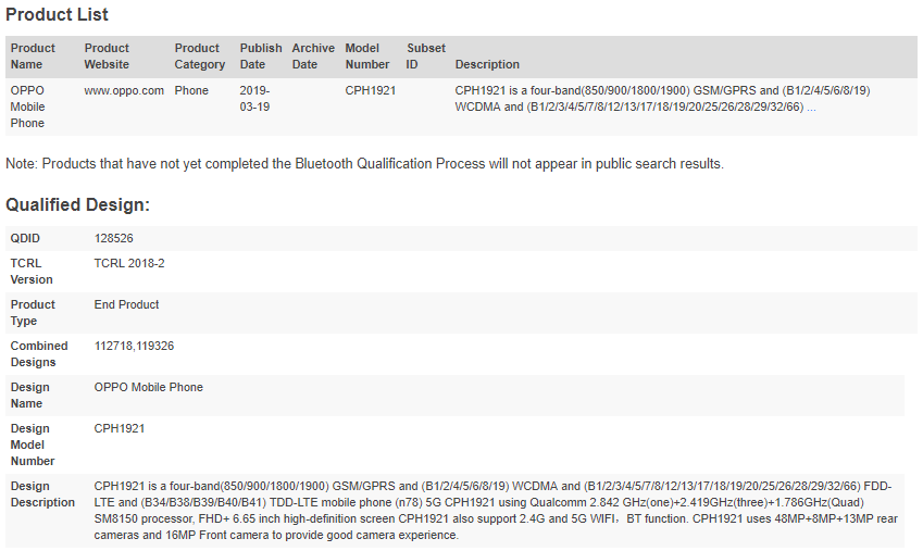 OPPO-CPH1921-Bluetooth
