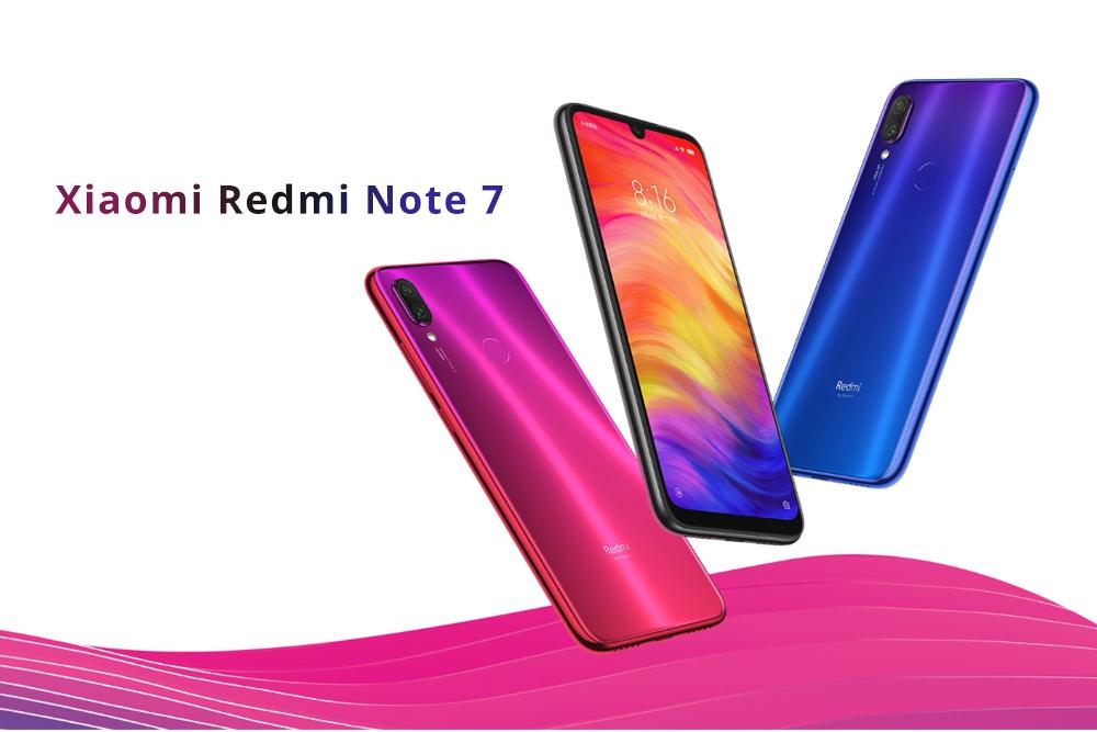 Xiaomi Redmi Note 7 LTE Snapdragon 660 4GB 64GB 48.0MP+5.0MP
