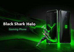 Xiaomi Nero Shark Helo 6,01 pollici 8 GB RAM 128 GB rom Snapdragon 845 Octa Core 4G Gaming Smartphone