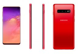 Samsung Galaxy S10 and S10+ to arrive in new Cardinal Red variant