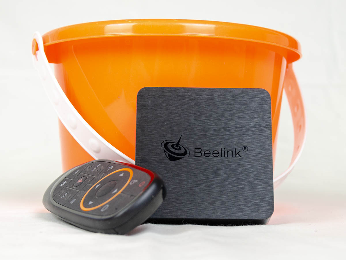 GT mini 2 S905X3 box remote