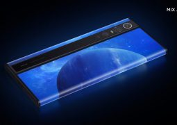 Xiaomi patents a fresh surrounding display smartphone, may be a commercial version of Mi MIX Alpha