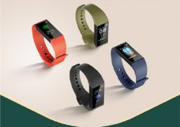 Redmi Band is now official for 99 Yuan ($14); Looks like rebranded Amazfit Cor
