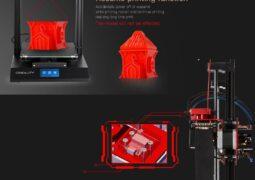 CREALITY CR-10S Pro Upgraded Auto Leveling 3D Printer DIY Self-assembly Kit (EU Warehouse)