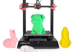 CREALITY CR-10S Pro V2 Upgraded High Precision 3D Printer (EU Warehouse)