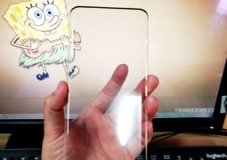 Huawei Mate 40 Pro panel protector leaks still, once more