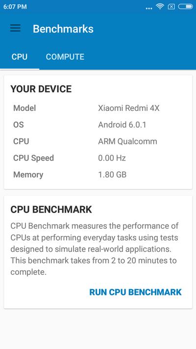 Xiaomi redmi 4x review